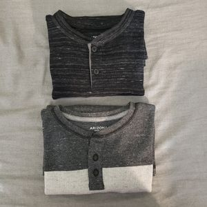 2 Arizona Long Sleeve Shirts